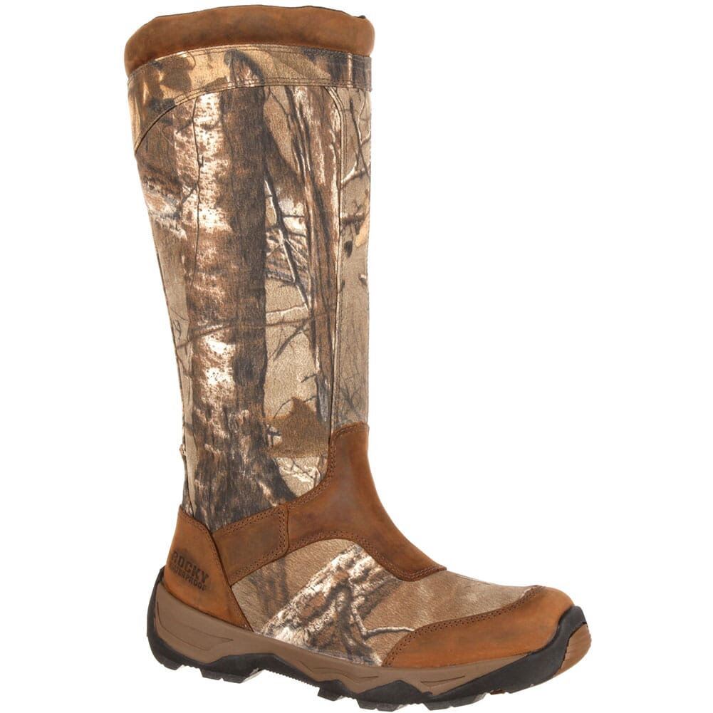 Image for Rocky Men's Retraction WP Snake Boots - Realtree Xtra from bootbay