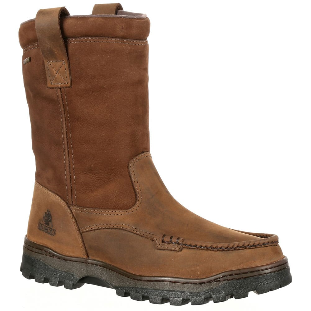 Image for Rocky Men's Outback GTX Hunting Boots - Brown from bootbay