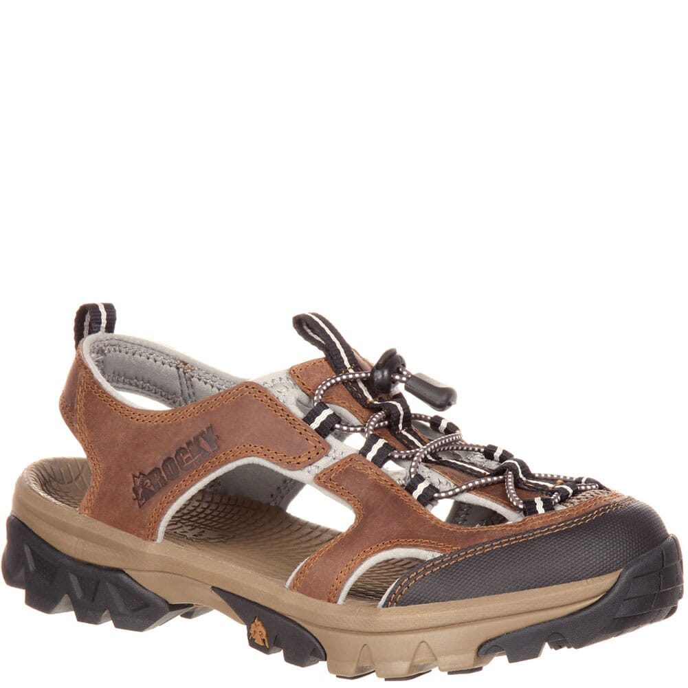 Image for Rocky Women's Endeavor Point Sandals - Brown from elliottsboots