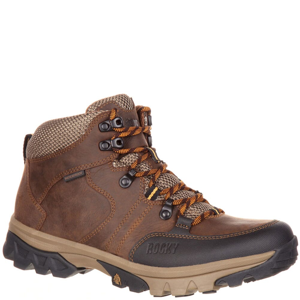 Image for Rocky Men's Endeavor Point Hiking Boots - Brown from bootbay