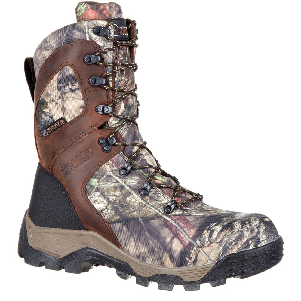 Image for Rocky Sport Pro Men's Hunting Rubber Boots - Mossy Oak from bootbay