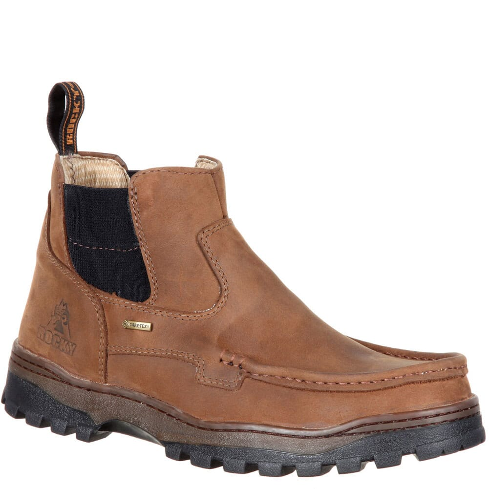 Image for Rocky Men's Outback GTX Hiking Boots - Brown from bootbay