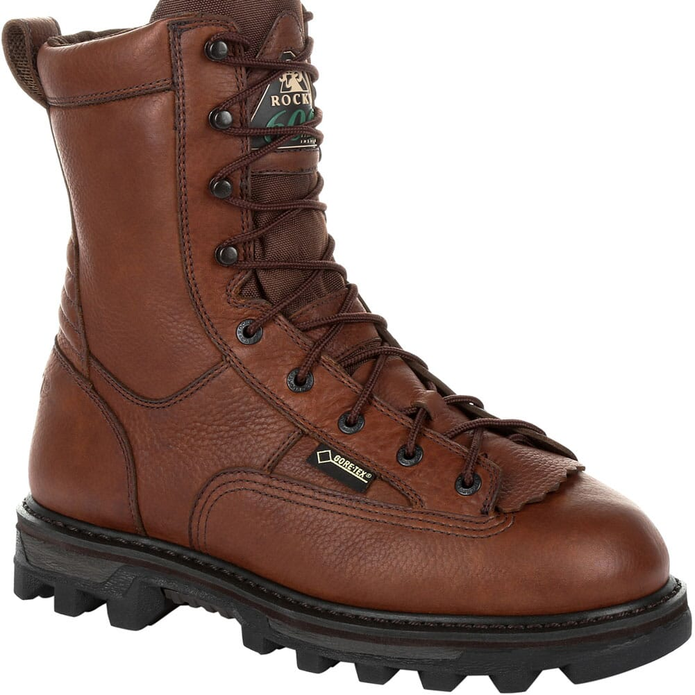 Image for Rocky Men's BearClaw 3D Hunting Boots - Brown from bootbay