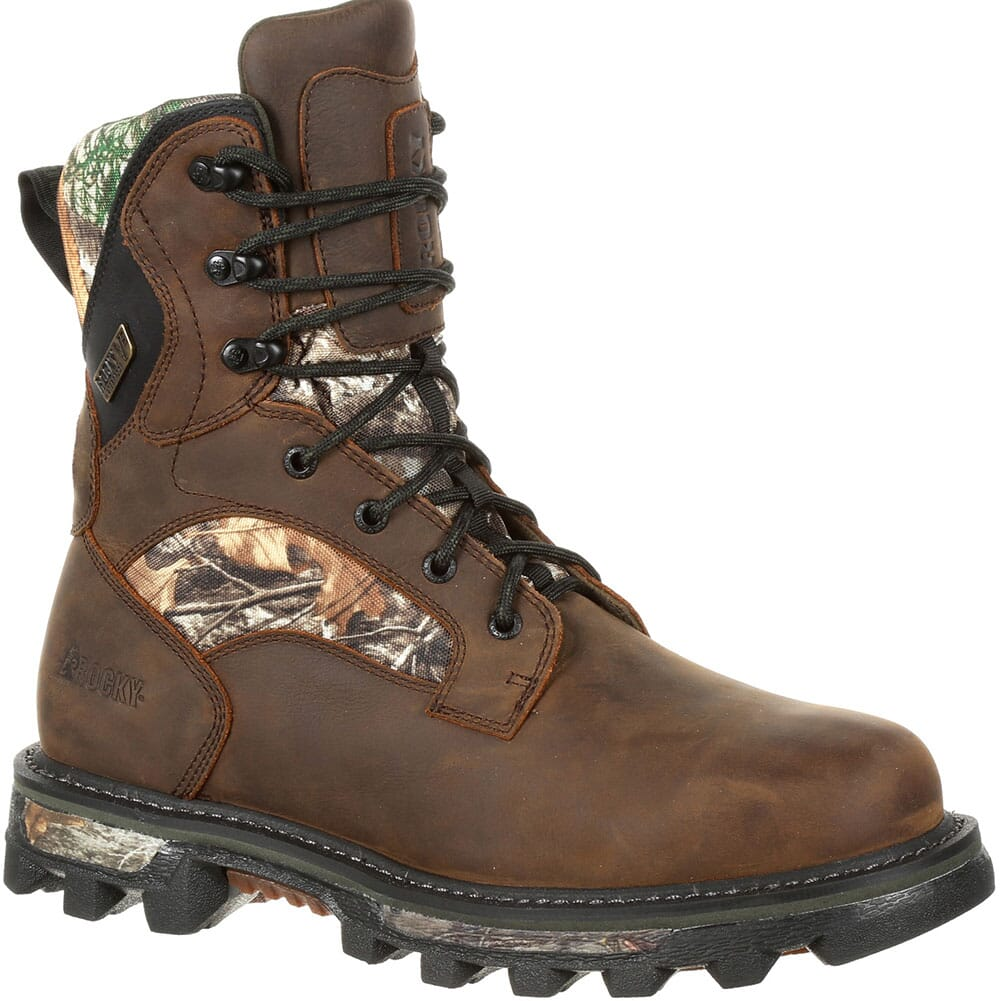 Image for Rocky Men's Bearclaw FX WP Hunting Boots - Realtree Camo from bootbay