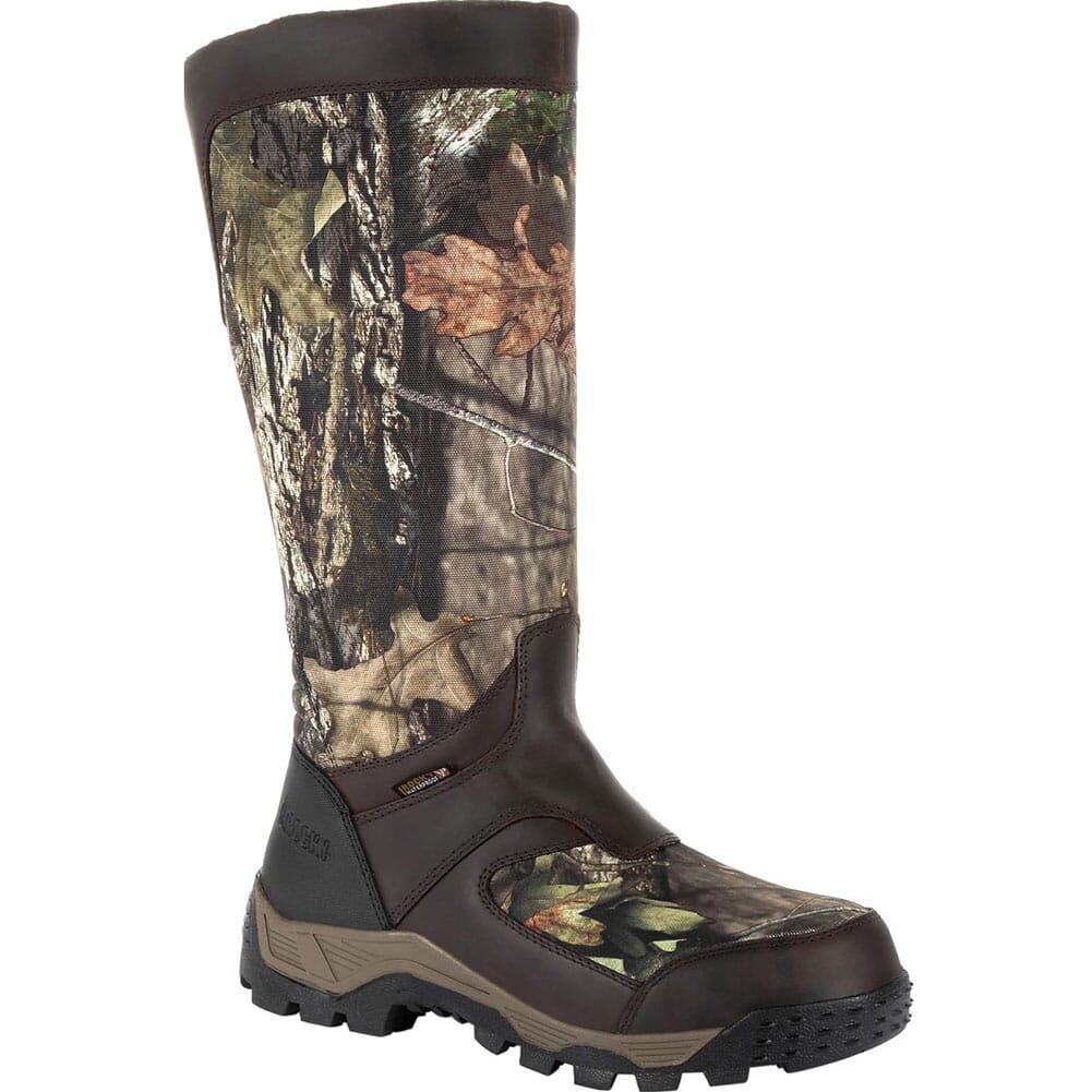 Image for Rocky Men's Sport Pro Zip Rubber Boots - Mossy Oak from bootbay