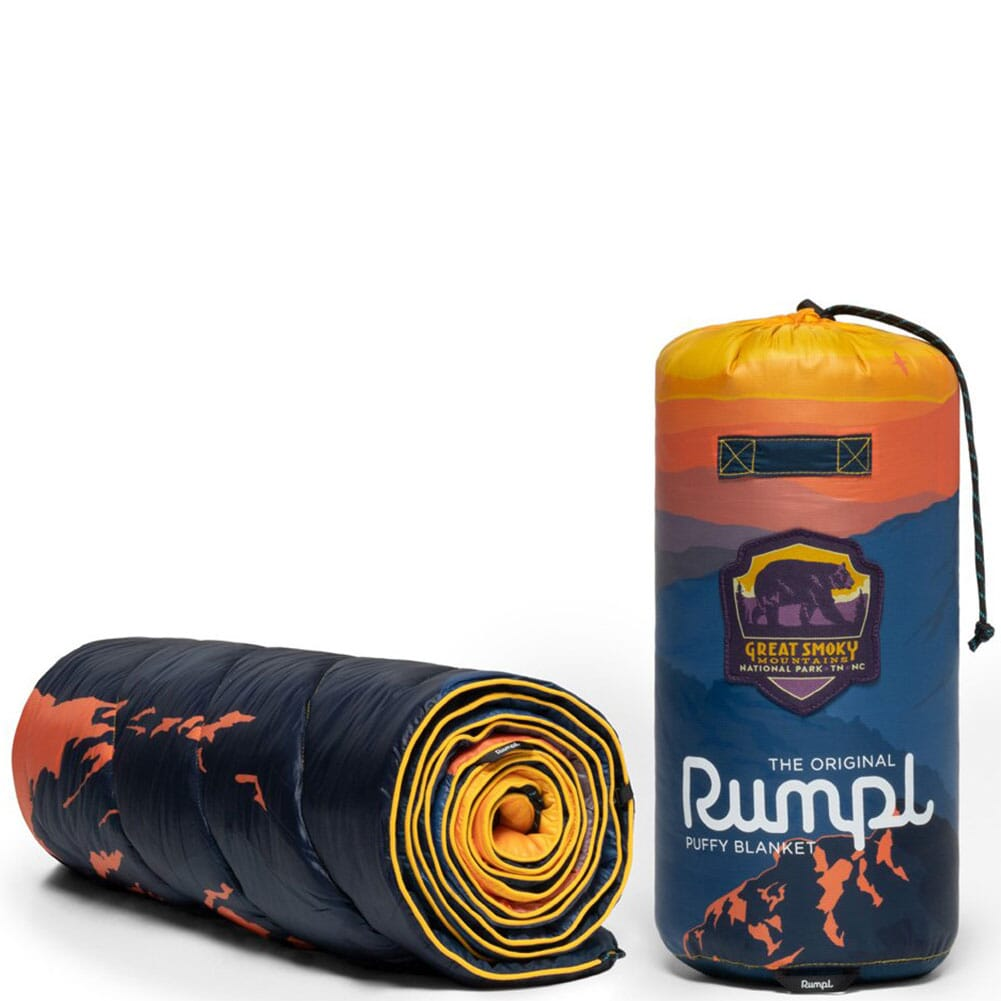 Image for Rumpl Original Puffy Blanket - Great Smoky Mountains from elliottsboots