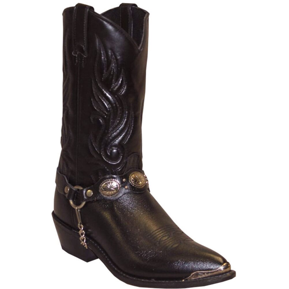 Image for Sage Men's Rock N Roll Western Boots - Black from bootbay
