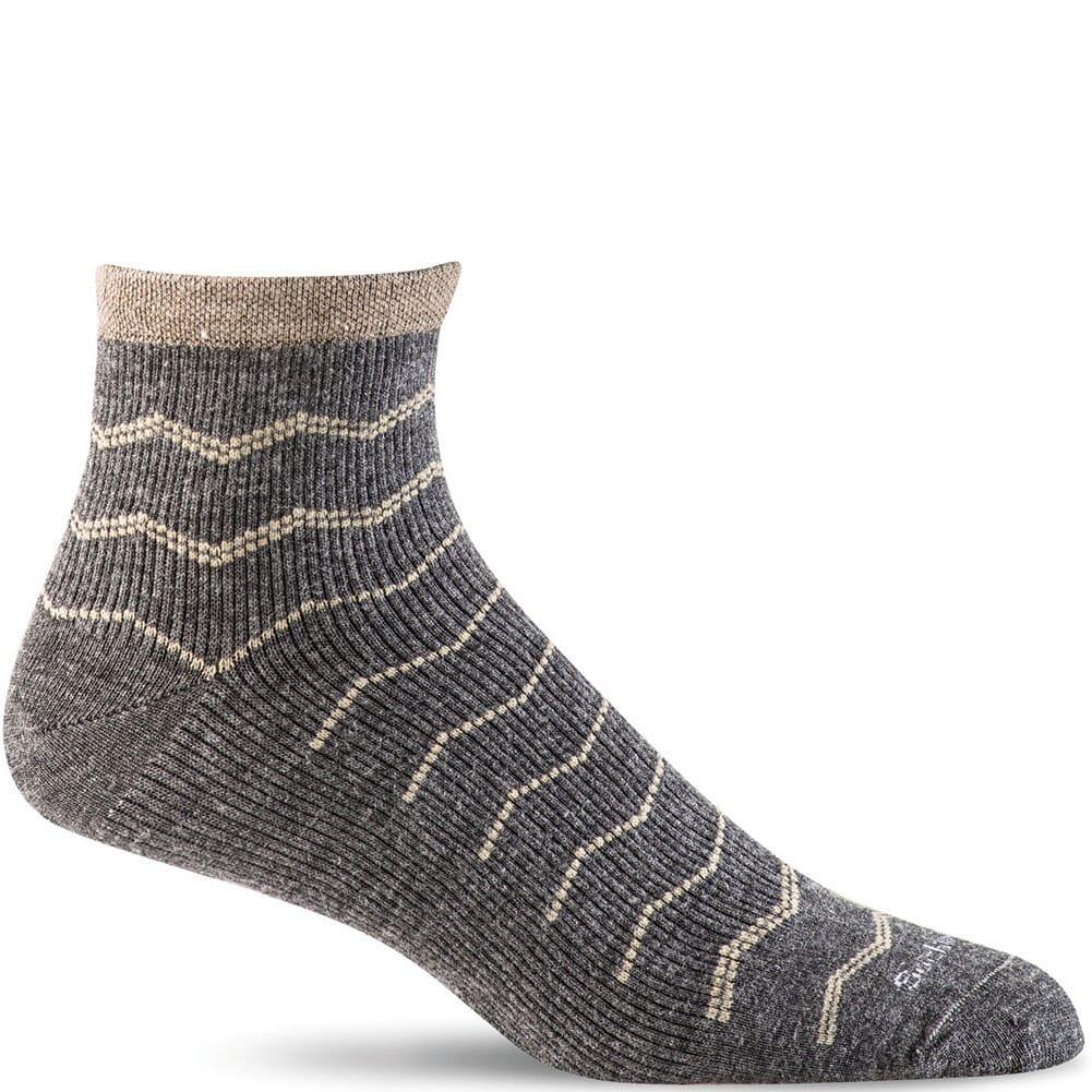 Image for Sockwell Men's Plantar Ease Socks - Charcoal from bootbay