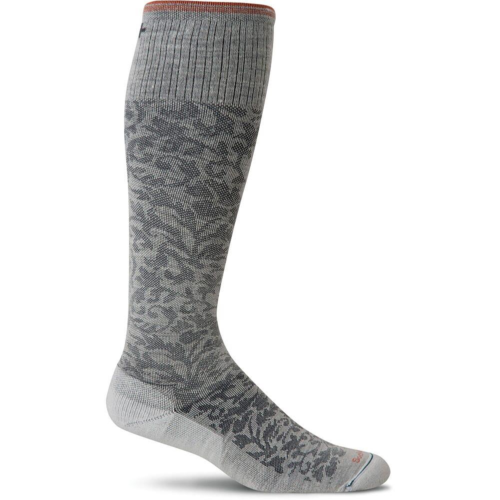 Image for Sockwell Women's Damask Socks - Oyster from bootbay