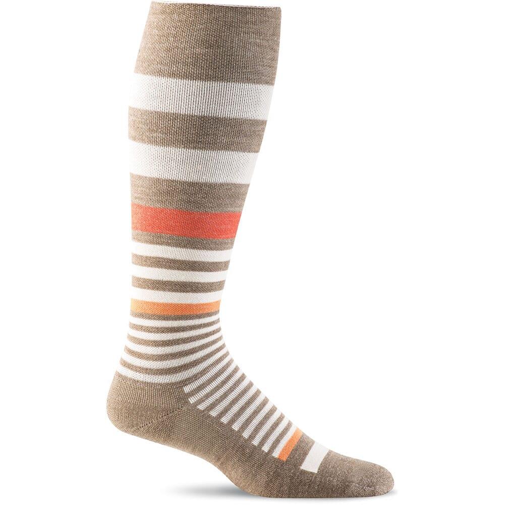 Image for Sockwell Women's Orbital Socks - Khaki from bootbay