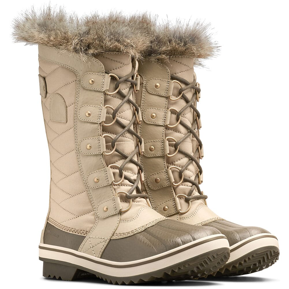Image for Sorel Women's Tofino II Casual Boots - Ancient Fossil from bootbay