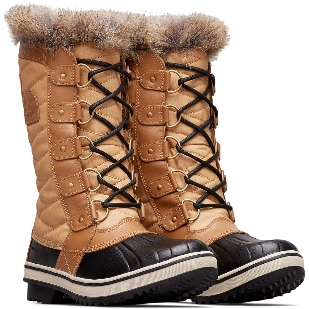Image for Sorel Women's Tofino II Casual Boots - Curry from elliottsboots