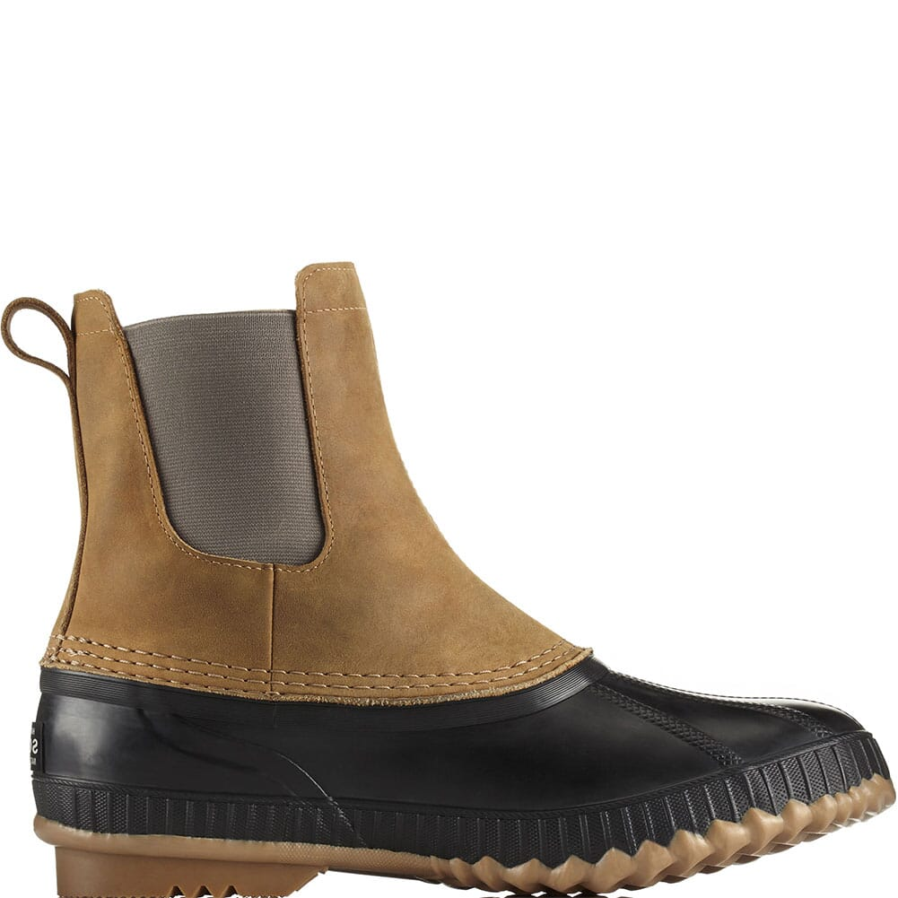 Image for Sorel Men's Cheyanne II Chelsea Pac Boots - Elk/Black from bootbay