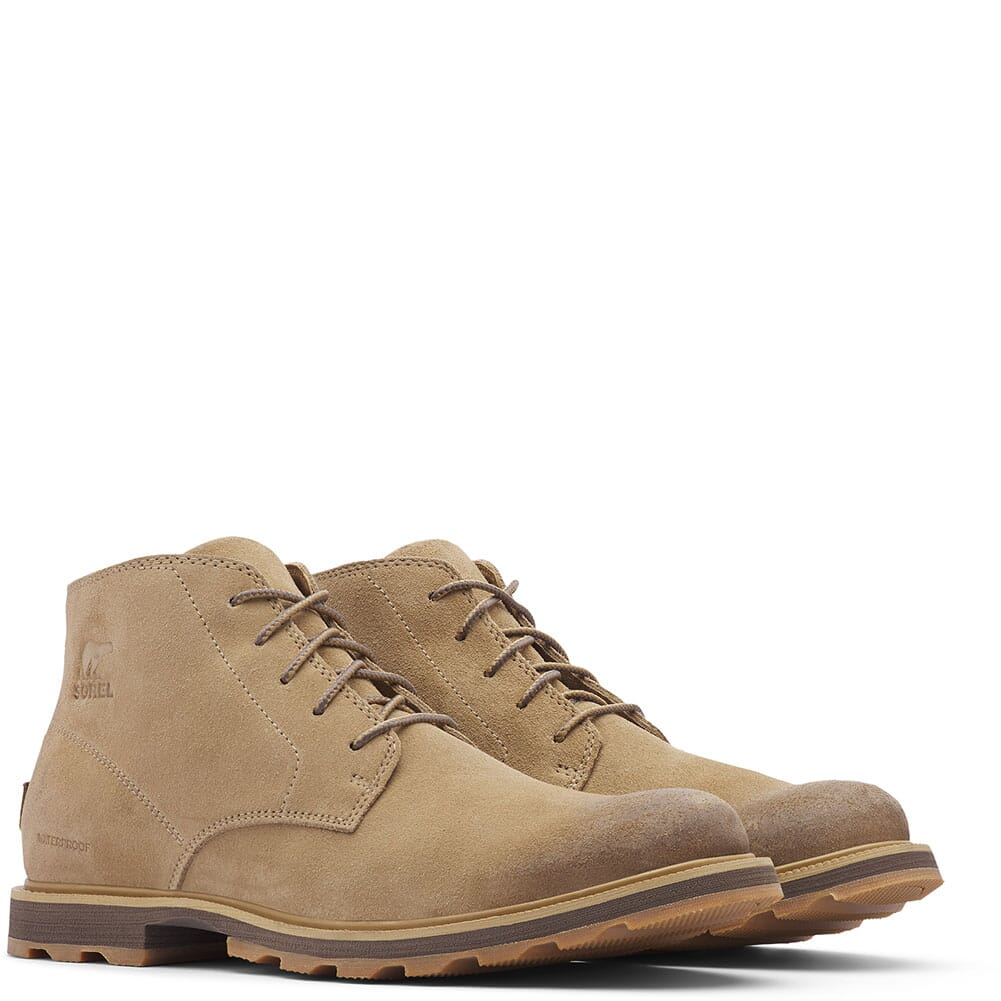 Image for Sorel Men's Madson WP Casual Chukkas - Crouton from bootbay