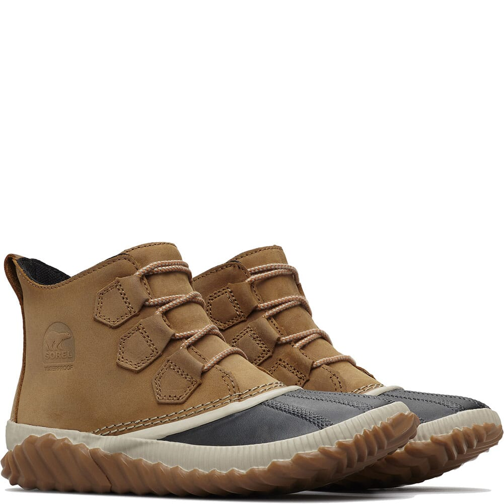 Image for Sorel Women's Out 'N About Plus Boots - Elk from elliottsboots