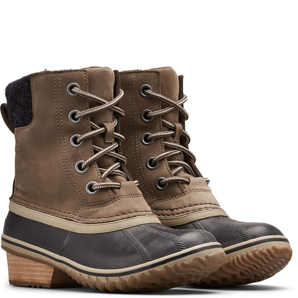 Image for Sorel Women's Slimpack II Lace Pac Boots - Major from elliottsboots