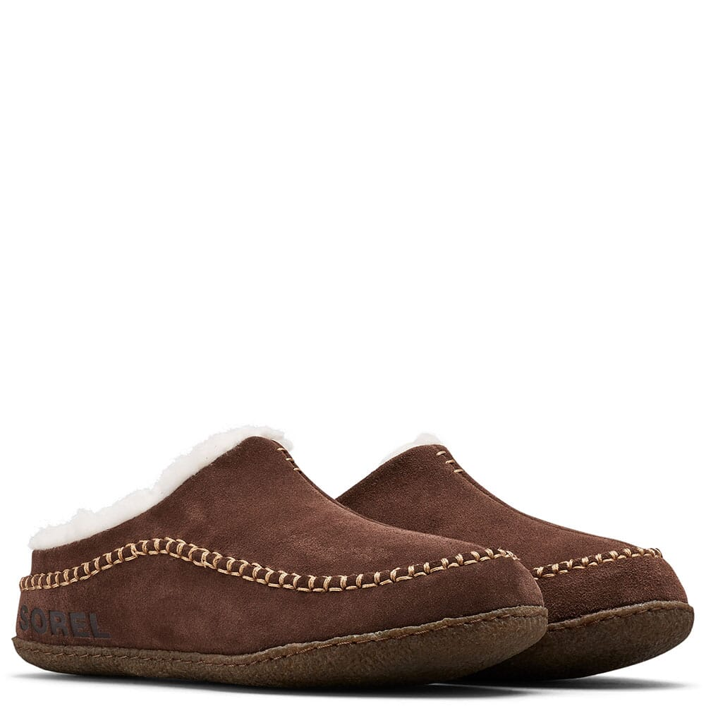 Image for Sorel Men's Falcon Ridge II Casual Slippers - Tobacco from bootbay