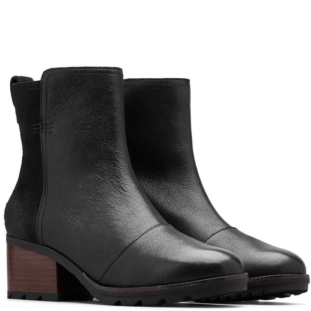 Image for Sorel Women's Cate Casual Boots - Black from bootbay