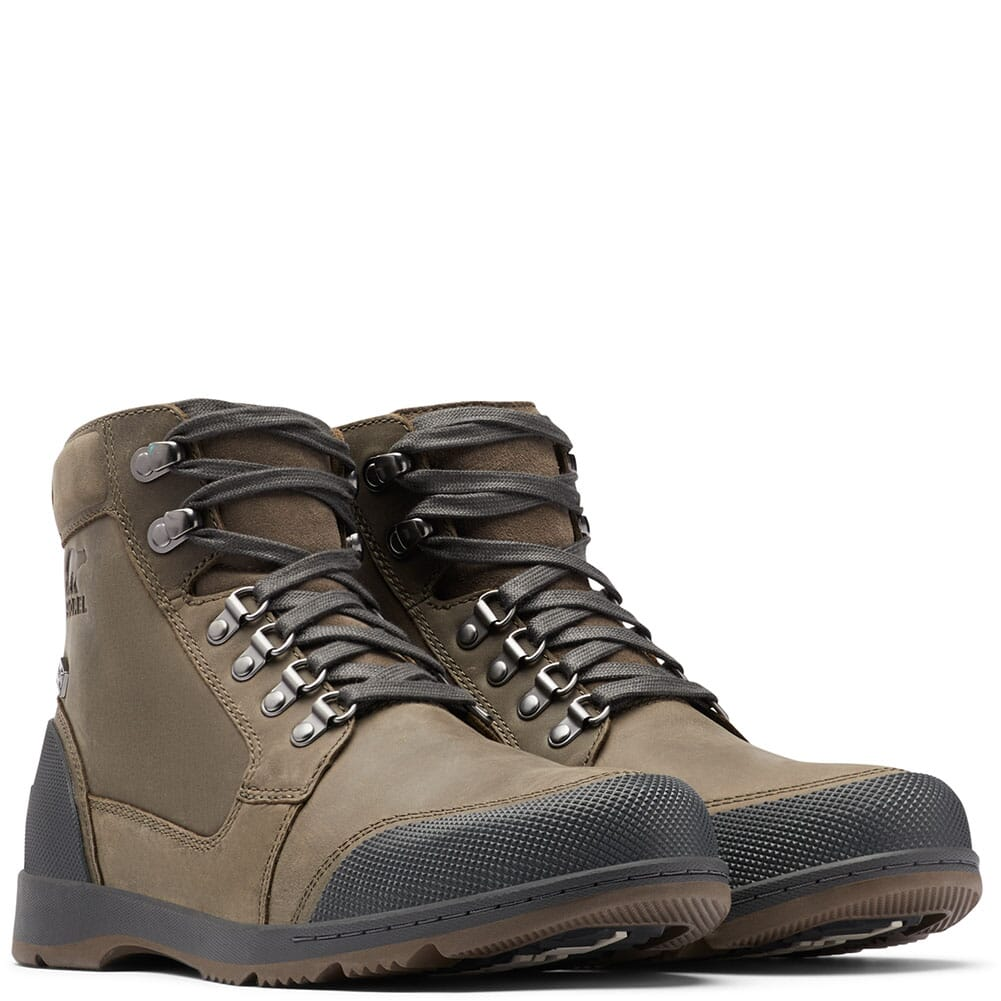 Image for Sorel Men's Ankeny II Mid Casual Boots - Major from bootbay
