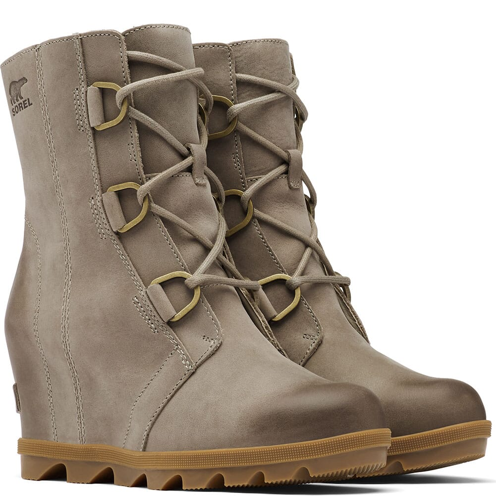 Image for Sorel Women's Joan Of Arctic Wedge II Boots - Kettle from bootbay