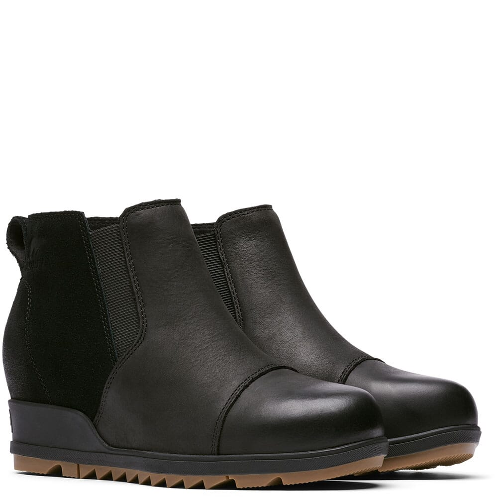 Image for Sorel Women's Evie Casual Boots - Black from bootbay