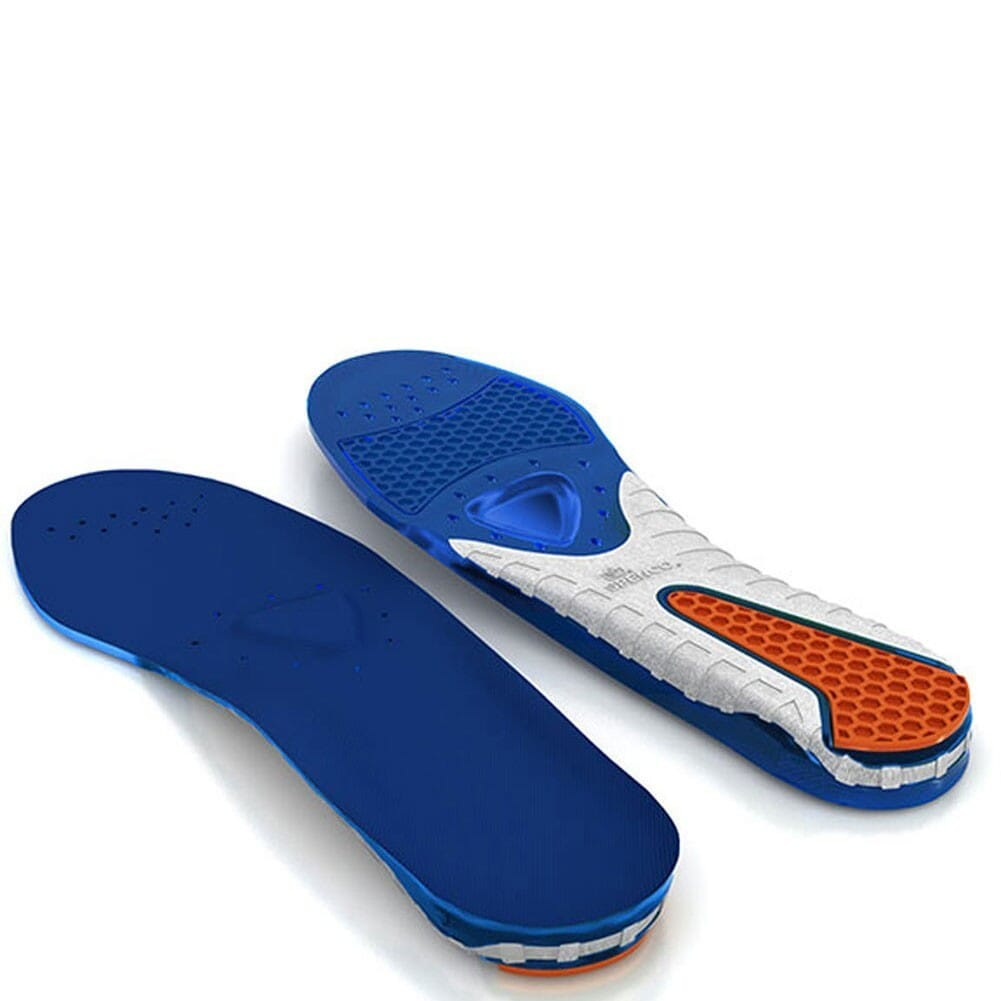 Image for Spenco Unisex Gel Comfort Insoles - Blue from bootbay