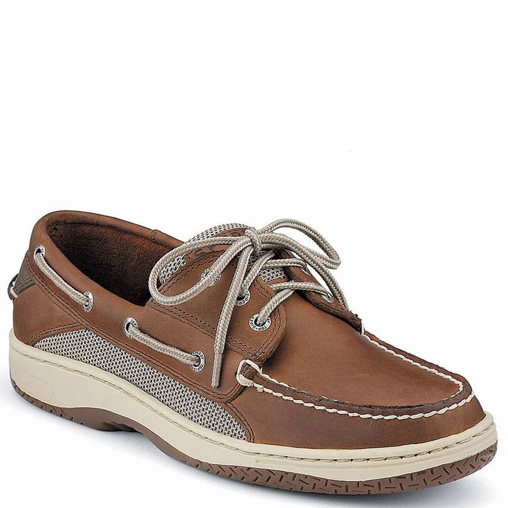 Image for Sperry Men's Billfish 3-Eye Boat Shoes - Dark Tan from bootbay