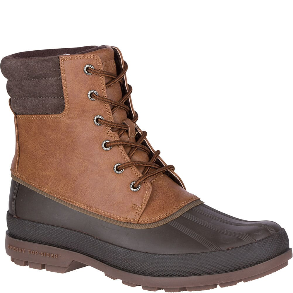 Image for Sperry Men's Cold Bay Pac Boots - Tan/Brown from bootbay