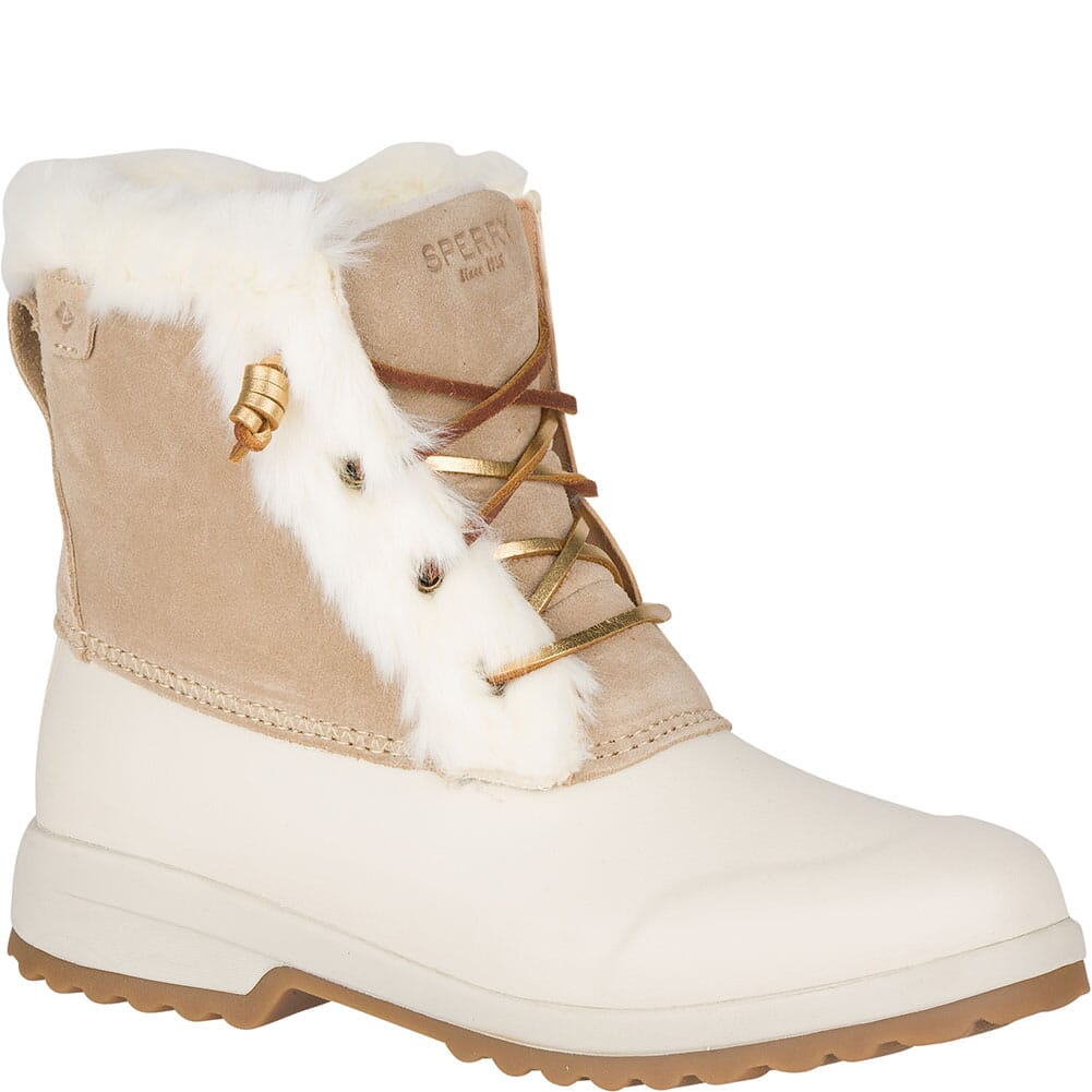 Image for Sperry Women's Maritime Repel Pac Boots - Sand from elliottsboots
