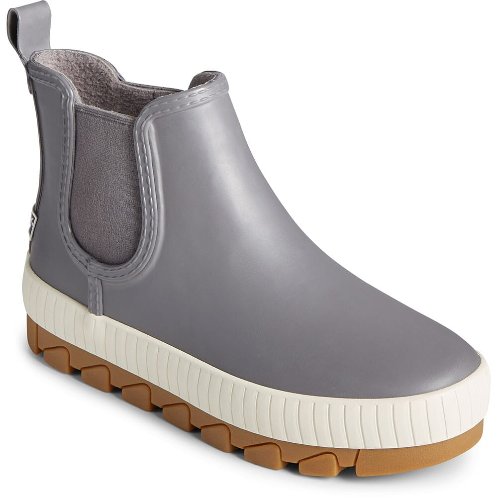 Image for Sperry Women's Torrent Chelsea Rain Boots - Grey from bootbay
