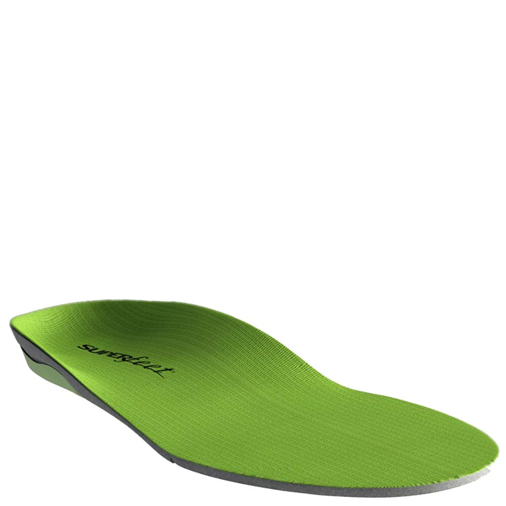 Image for Superfeet Men's F - 11.5-13 Insoles - Green from bootbay