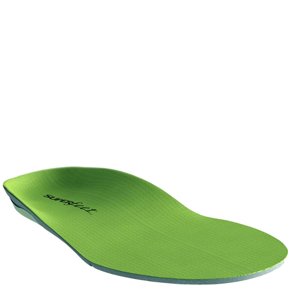 Image for Superfeet Men's E - 9.5- 11 Wide Insoles - Green from bootbay