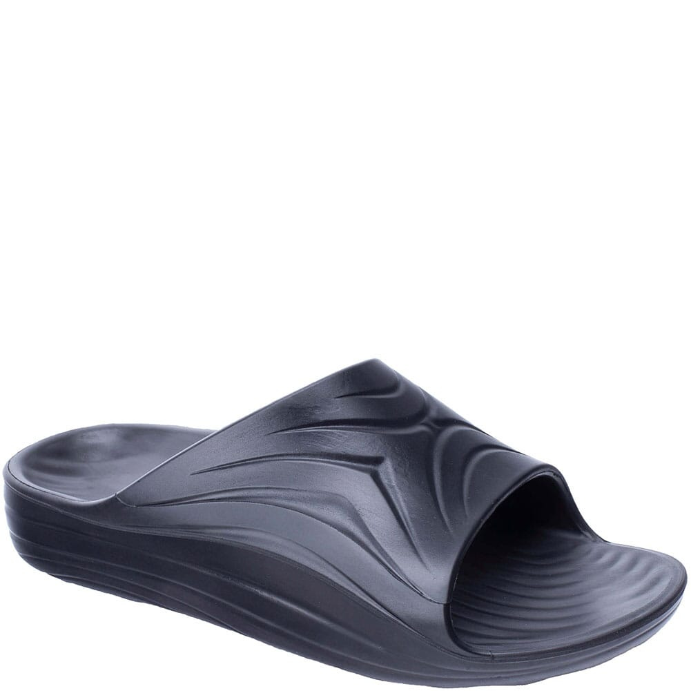 Image for Superfeet Men's Aftersport Slides - Black from bootbay