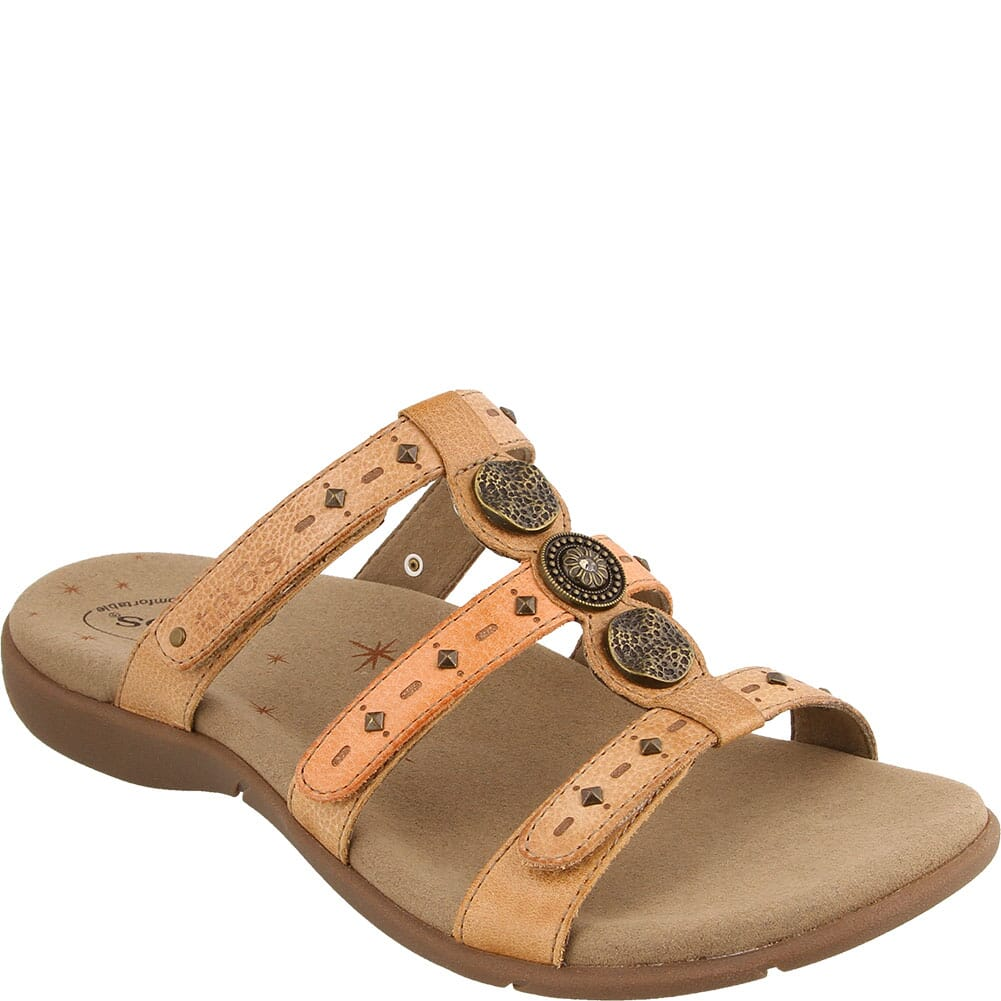 Image for Taos Women's Festive Sandals - Honey Multi from bootbay
