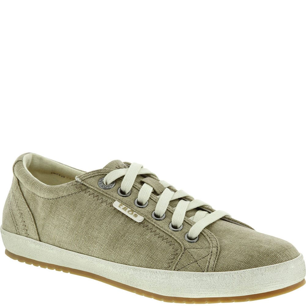 Image for Taos Women's Star Casual Sneakers - Khaki from bootbay