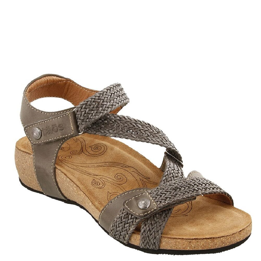 Image for Taos Women's Trulie Sandals - Dark Grey from bootbay