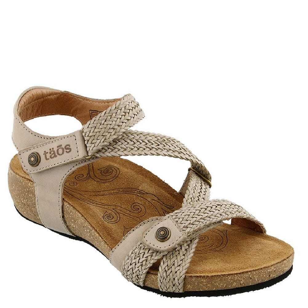 Image for Taos Women's Trulie Sandals - Stone from elliottsboots