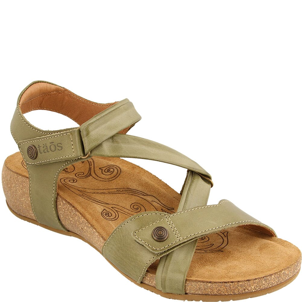 Image for Taos Women's Universe Sandals - Herb Green from elliottsboots