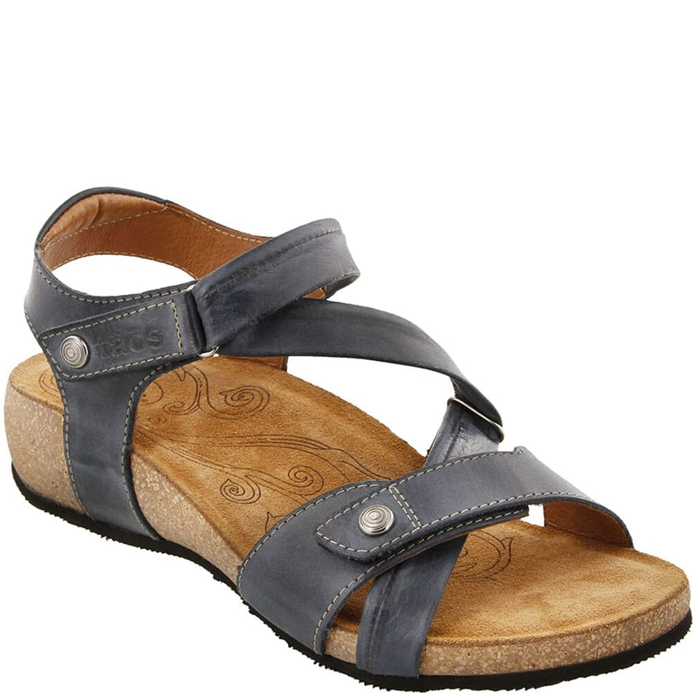 Image for Taos Women's Universe Sandals - Navy from elliottsboots
