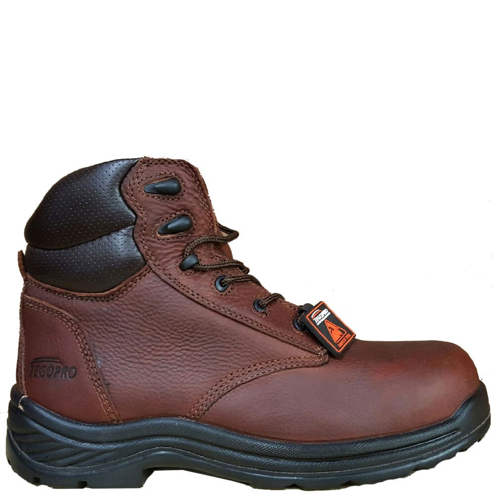 Image for Tegopro Men's Metguard Safety Boots - Brown from bootbay