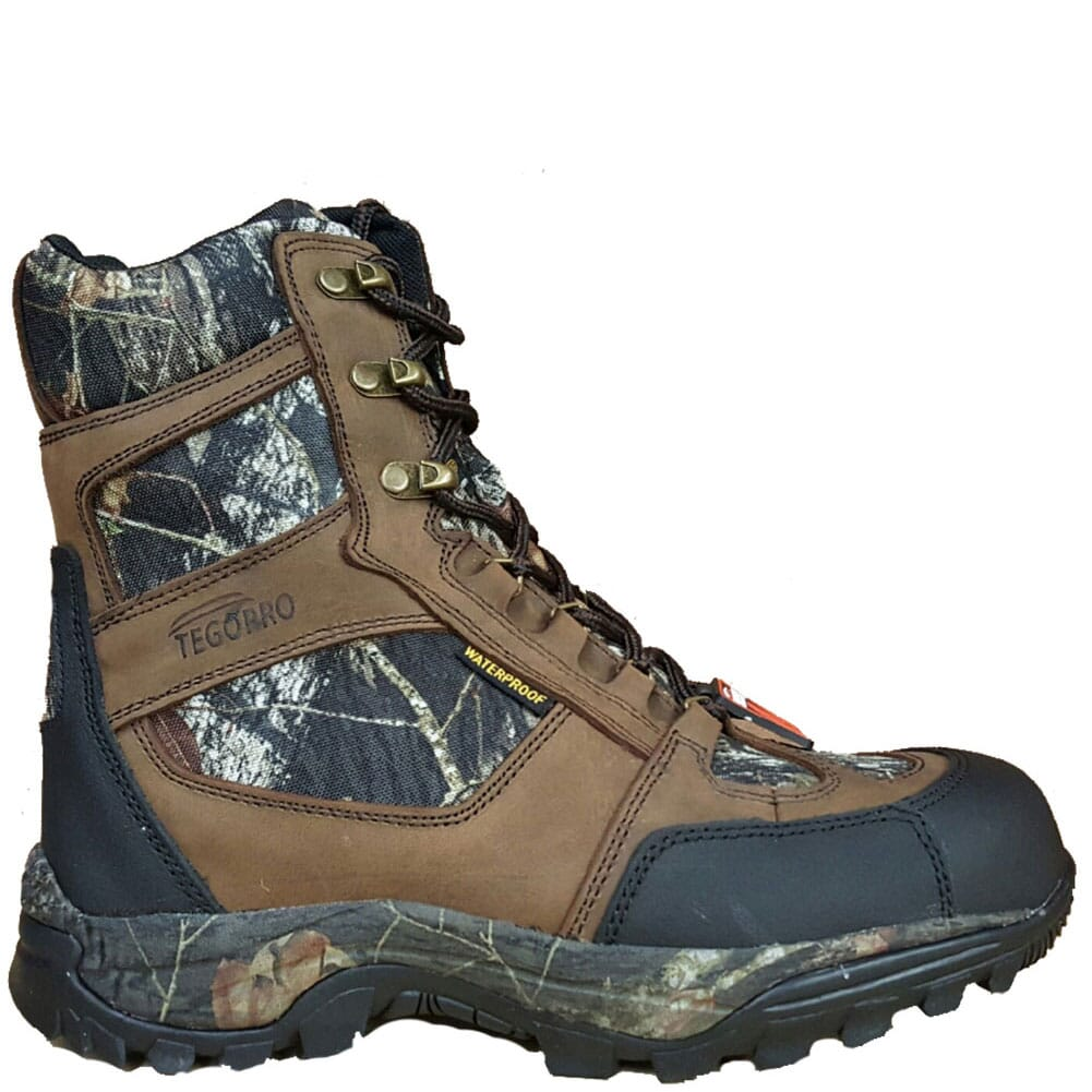 Image for Tegopro Men's INS EH Safety Boots - Camo from bootbay