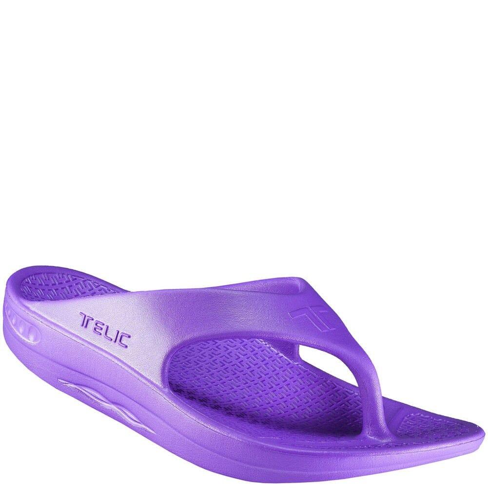 Image for Telic Men's and Women's Flip Flops - Grape Vine from bootbay