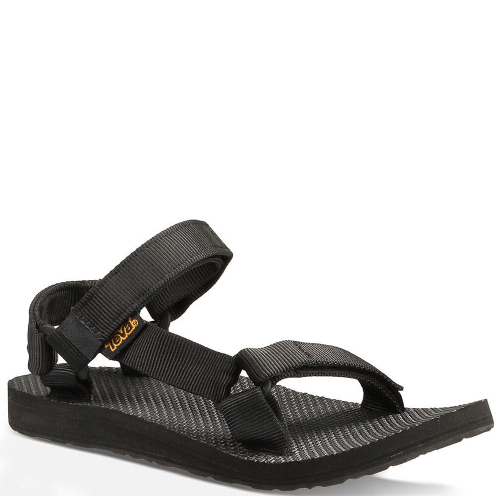 Image for Teva Women's Original Universal Sandals - Black from elliottsboots