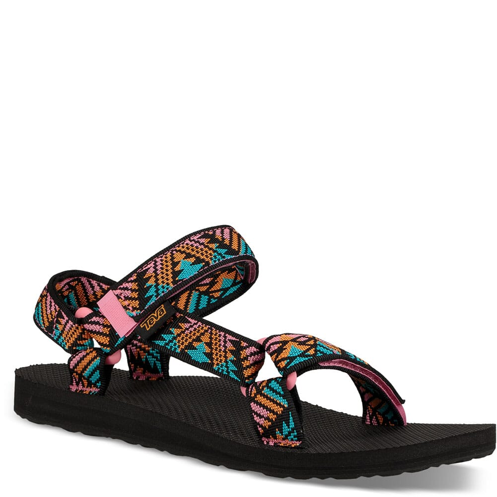Image for Teva Women's Original Universal Sandals - Boomerang Pink Lemonade from elliottsboots