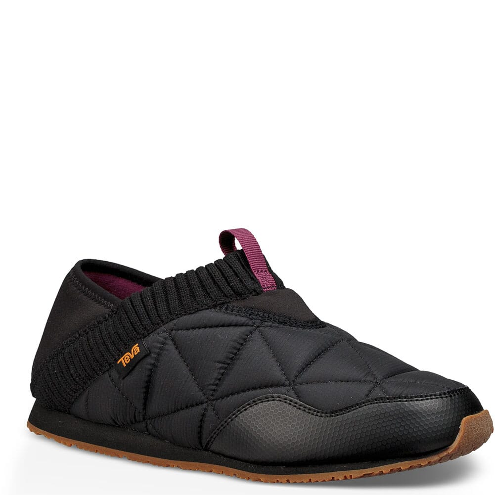 Image for Teva Women's Ember Moc Casual Shoes - Black from bootbay