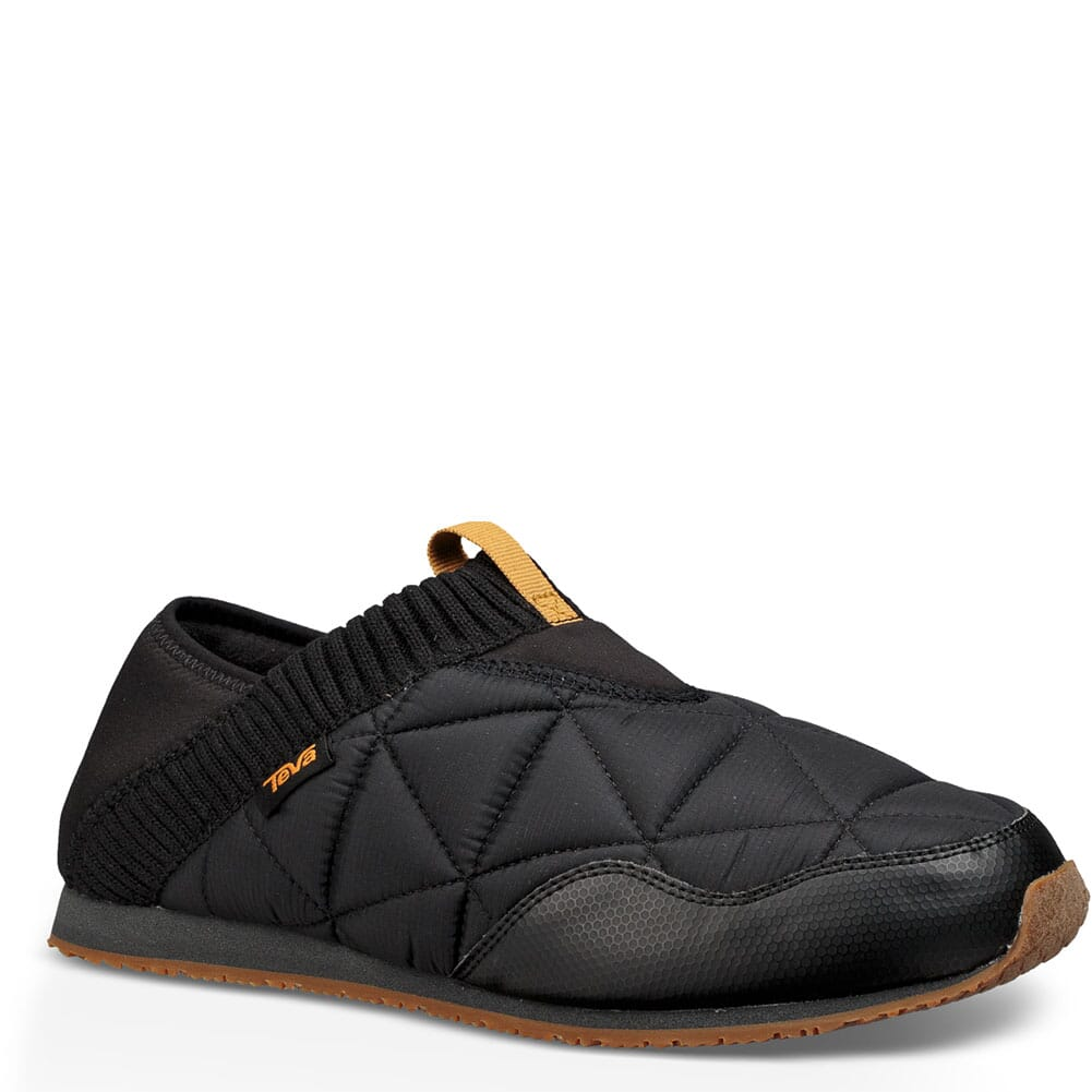 Image for Teva Men's Ember Moc Casual Shoes - Black from bootbay
