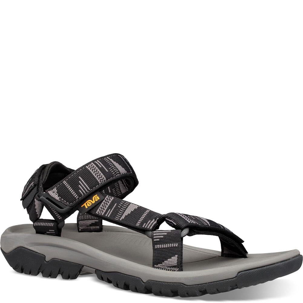 Image for Teva Men's Hurricane XLT2 Sandals - Chara Black/Grey from bootbay