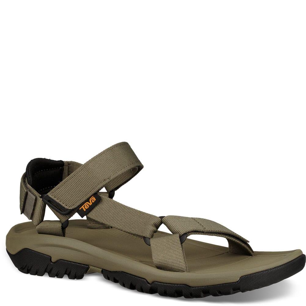 Image for Teva Men's Hurricane XLT2 Sandals - Dark Olive from bootbay