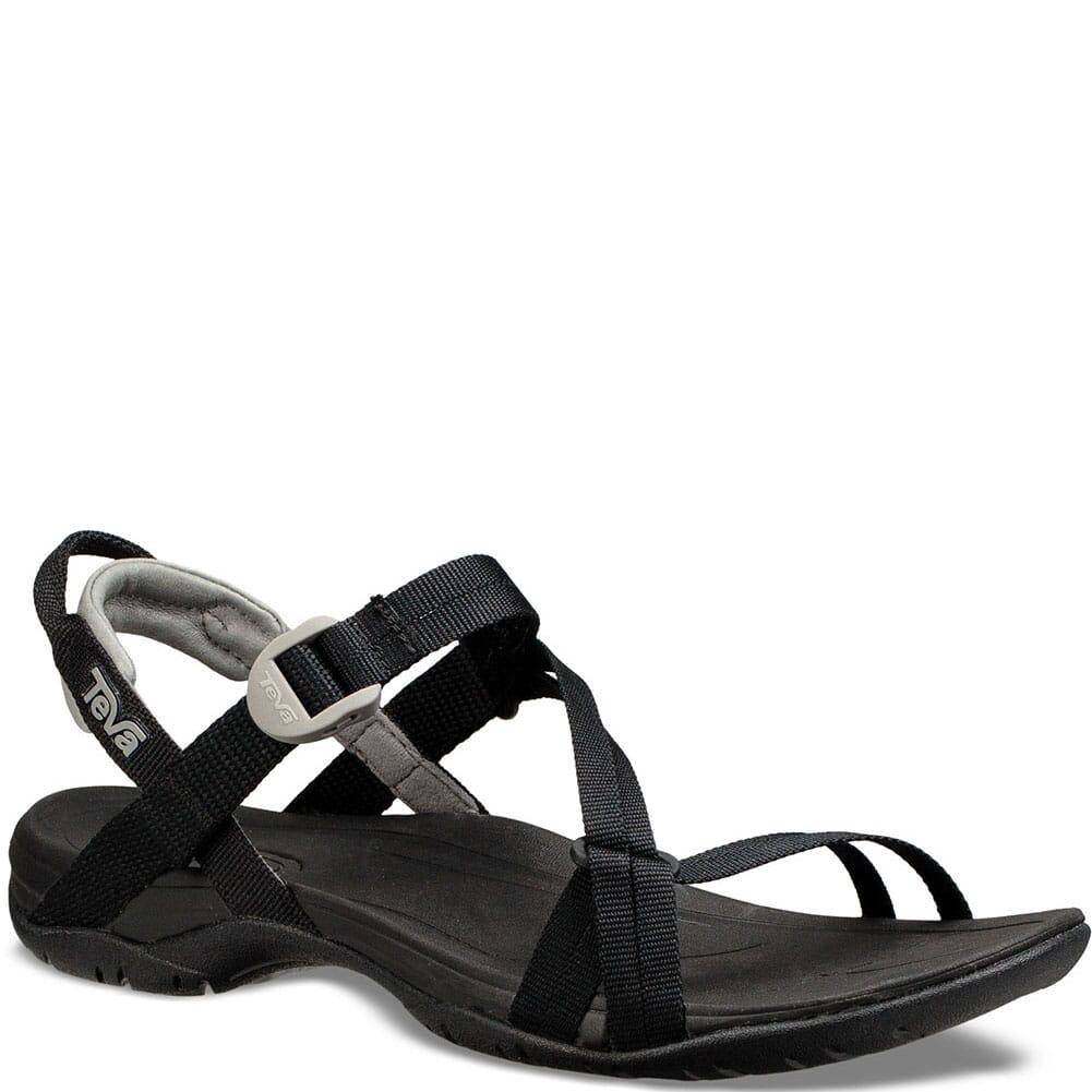 Image for Teva Women's Sirra Sandals - Black from elliottsboots