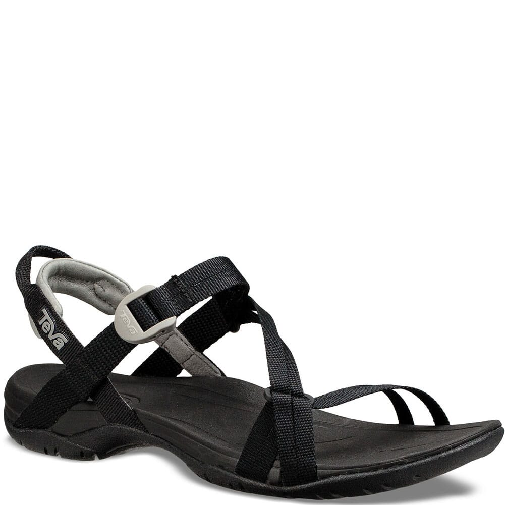 Image for Teva Women's Sirra Sandals - Black from bootbay